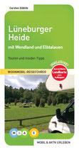 Lüneburger Heide mit Wendland und Elbtalauen Mängelexemplar/Transportschaden