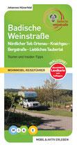 Badische Weinstraße - nördlicher Teil (Ortenau-Kraichgau-Bergstraße-Taubertal)