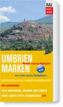 Reiseführer Umbrien - Marken