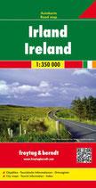 Straßenkarte 1:350.000 Irland