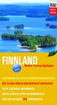 Reiseführer Finnland - Mit Åland-Inseln und Nordkap-Abstecher