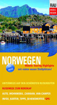Reiseführer NORWEGEN - Reisewege Nordkap