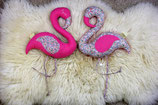 Peluche Flamand rose