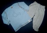 Next-George Wohlfühlset/Pyjama Gr. 74