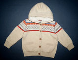 Mothercare Strickjacke Gr. 62-68
