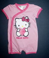 H&M Hello Kitty Sommerstrampler Gr. 62
