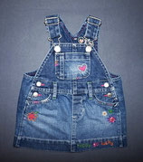 Baby Gap Jeanskleid Gr. 56-62