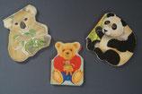 Koala - Teddy - Panda Bücher