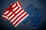 M&Co Hose + TU Shirt Gr. 56-62
