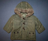 Mothercare Wintermantel/Parka Gr. 56-62