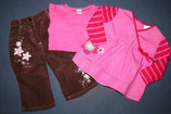 Next LA Shirt und Mothercare Hosen Set