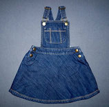 Next Jeanskleid/Latzkleid Gr. 80