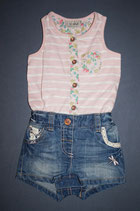 Next Playsuit/Sommeroverall Gr. 74