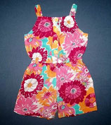 George Playsuit/Sommeroverall Gr. 86