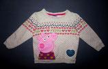 Peppa Pig Sweatpullover Gr. 92-98