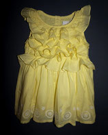 Jasper Conran Designer Kleid/Sommerkleid Gr. 86-92