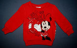 "Next Sweatshirt "" Minnie"" Gr. 74"