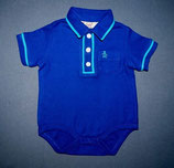 Penguin Poloshirt-Body Gr. 62-68