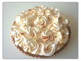 Cours de pâtisserie :  La tarte meringuée aux agrumes