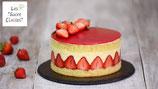 Cours de pâtisserie : Le fraisier traditionnel