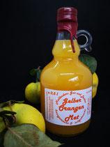 Gelber Orangen Met