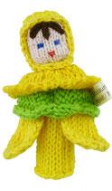 Baby-Blume, gelb / Baby flower yellow
