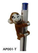 Buddy Affe, Dein Begleiter in der Schule / Buddy monkey,  your companion at school