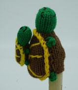 Schildkröte mit Baby / turtle with baby