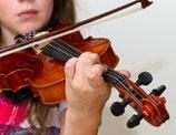 Geige Schnupperunterricht