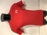 Under Armour  HeatGear Compression Tee - Red