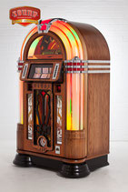 Manhattan Vinyl 45 Jukebox