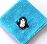Nuscheli Pinguin 60 x 60 cm
