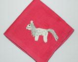 Nuscheli Pferd, 60 x 60 cm,