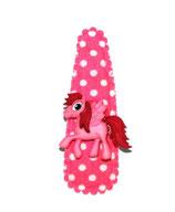 Haarspange Pony, 5,5 cm