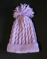 Mütze Lila