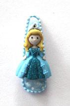 Haarspange Prinzessin