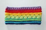 Stirnband Regenbogen