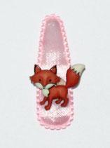 Haarspange Fuchs, 5,5 cm