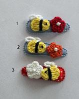 Kinder Haarspange Biene