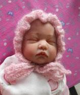 Babymütze   Grösse: 1 - 7 Monate, leichtes Frühlings/Sommermützchen
