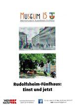 """Fotokalender """"Rudolfsheim-Fünfhaus: Einst und jetzt"""", Wien 2014"""