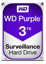 WD Purple Surveillance Hard Drive WD30PURZ - Disco duro - 3 TB para sistemas de vigilancia CCTV