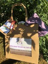 Kit de teinture violet Bois de Campèche