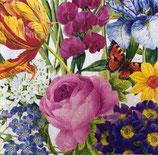 CA小 C607 15100C Redoute Floral