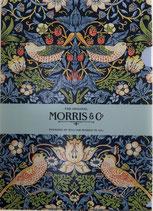 William Morris  クリアファイル MCF-01 いちご泥棒 絵は片面のみ