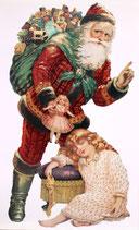 Seal STAO *8983R「Santa's gift」
