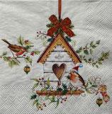 SPX小1 X30 32515320 X'mas Bird House