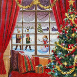 SPX小1 X06 32515465 Christmasu window