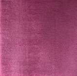 Dinner Nonwoven Fabric D-4 10130 Lizard Fuchsia   6枚入