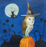 ハロウイン中 F92 3333890 Wizard's Halloween